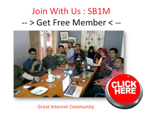 10 Keunggulan Komunitas SB1M dan Jenis Keanggotaannya
