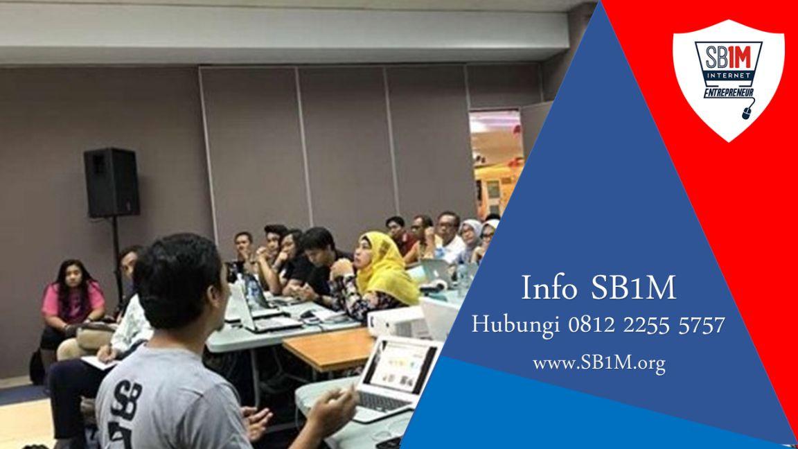 Suasana Kelas SB1M, Sekolah Bisnis 1 Milyar, Mentor SB1M