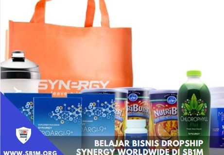 Belajar Bisnis Dropship Synergy Worldwide di SB1M