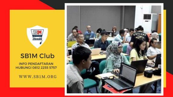 Tempat Belajar Digital Marketing Jakarta Terbaik, Murah, dan Terpercaya Hanya di SB1M Hubungi 0812 2255 5757
