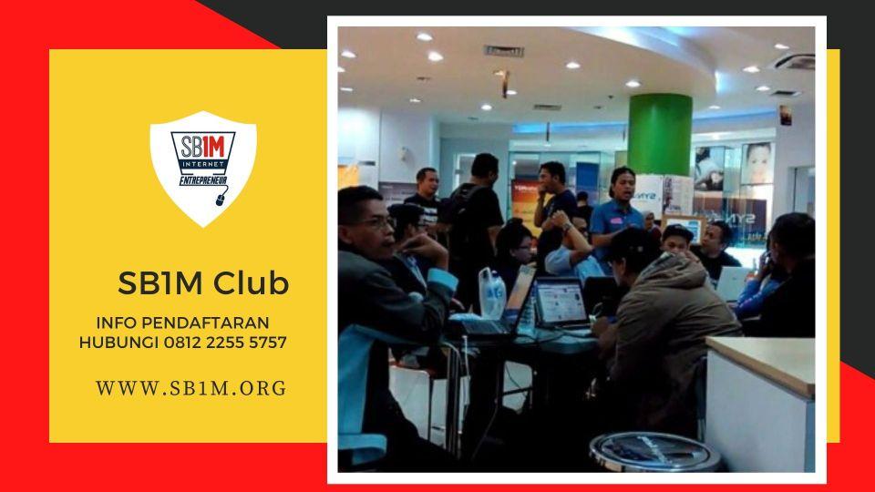 Tempat Belajar Digital Marketing Jakarta Terbaik, Murah, dan Terpercaya Hanya di SB1M